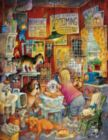 Blue Ribbon Groomer - 1000pc Large Format Jigsaw Puzzle by Sunsout