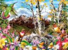 15 Hummingbirds - 1500pc Jigsaw Puzzle By Sunsout