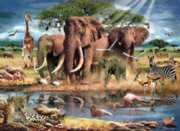At the Water's Edge - 1500pc Jigsaw Puzzle By Sunsout