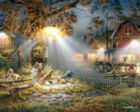 Our Friends - 1000pc Jigsaw Puzzle by White Mountain