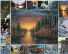 Call of the Wild - Multi-picture - 1000pc Jigsaw Puzzle by White Mountain