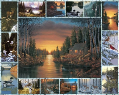 Jigsaw Puzzles - Call of the Wild