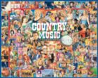 Country Music - 1000pc Music Jigsaw Puzzle by White Mountain