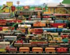 All Aboard! - 1000pc Jigsaw Puzzle by White Mountain