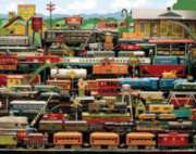 Jigsaw Puzzles - All Aboard!