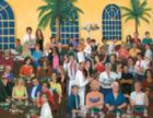 All Star Restaurant - 1000pc Jigsaw Puzzle by White Mountain