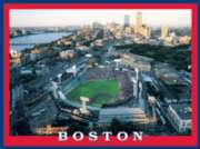 Jigsaw Puzzles - Fenway Park, Boston