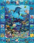 Dolphin Kingdom - 1000pc Jigsaw Puzzle by White Mountain