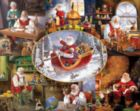 Merry Christmas to All! - 1000pc Jigsaw Puzzle by White Mountain