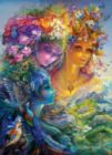 Josephine Wall: The Three Graces - 1000pc Jigsaw Puzzle in Tin by Masterpieces