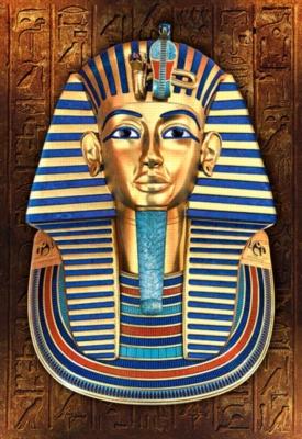 Tutankhamun - 1000pc Jigsaw Puzzle by Castorland