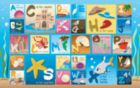 At the Beach - 100pc Educational Jigsaw Puzzle by Sunsout