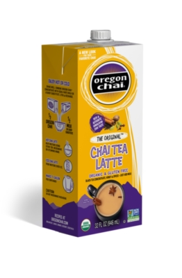 Oregon Chai: The Original - 32 oz. Carton
