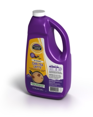 Oregon Chai: The Original Super Concentrate - 1/2 Gallon Jug