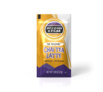 Oregon Chai Tea Mix: The Original - Single Serve Packet