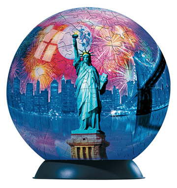 New York City - 240pc Puzzleball by Ravensburger