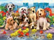 Ravensburger Jigsaw Puzzles - Posing Pups