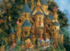 College of Magical Knowledge - 500pc Jigsaw Puzzle by Ravensburger