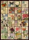 Vintage Flora - 500pc Jigsaw Puzzle by Ravensburger