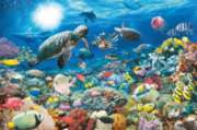 Beneath the Sea - 5000pc Jigsaw Puzzle by Ravensburger