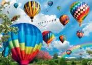 Up, Up & Away - 1000pc Spring Jigsaw Puzzle by Ravensburger