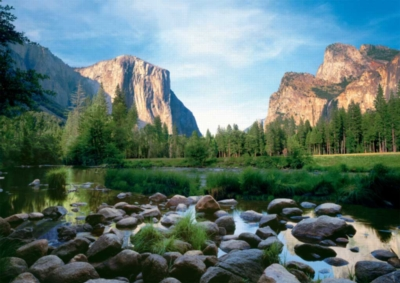 Ravensburger Jigsaw Puzzles - Yosemite Valley