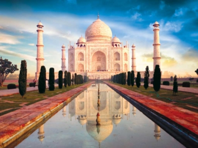Taj Mahal - 1000pc Jigsaw Puzzle by Buffalo Games