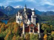 Neuschwanstein Castle - 1000pc Jigsaw Puzzle by Buffalo Games