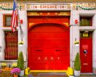Engine 14 - 500pc Jigsaw Puzzle by New York Puzzle Co.