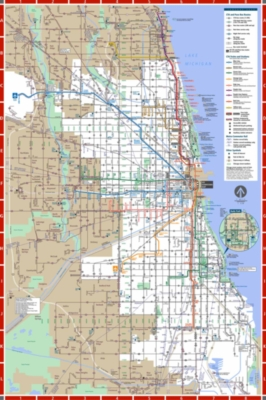 Chicago Subway - 500pc Jigsaw Puzzle by New York Puzzle Co.