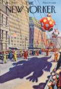 Thanksgiving Day Parade - 1000pc Jigsaw Puzzle by New York Puzzle Co.