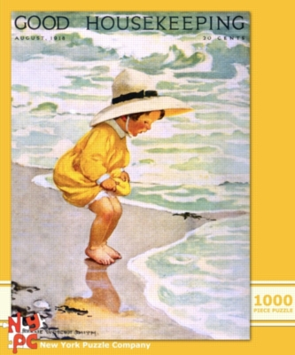 By the Sea - 1000pc Jigsaw Puzzle by New York Puzzle Co.
