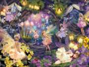 Educa Jigsaw Puzzles - Fairy Hollow