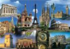 Collage Europe - 2000pc Jigsaw Puzzle by Educa