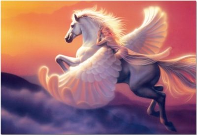 Pegasus - 500pc Jigsaw Puzzle by EDUCA