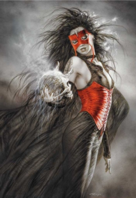 Luis Royo: Dark Labyrinth - 500pc Jigsaw Puzzle by Educa