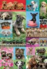 Puppy Collage - 1000pc Jigsaw Puzzle by EDUCA