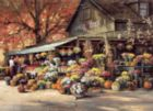 Autumn Market - 1000pc Jigsaw Puzzle by Cobble Hill