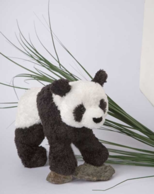 Peter - 9&quot; Panda By Douglas Cuddle Toys