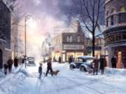 Winter Evening - 500pc Jigsaw Puzzle by Cobble Hill