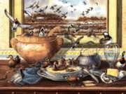 Cobble Hill Jigsaw Puzzles - Soup and Quackers