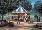 Carousel Ride - 275pc Large Format Jigsaw Puzzle by Cobble Hill