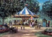 Cobble Hill Jigsaw Puzzles - Carousel Ride