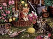 Cobble Hill Jigsaw Puzzles - Kittens