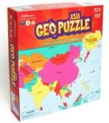 Geographical Puzzles - Asia