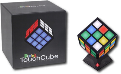 Rubik's TouchCube (With Touch Screen Technology!)