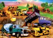 Construction Crowd - 60pc Jigsaw Puzzle by Ravensburger