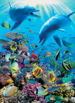 Underwater Adventure - 300pc Jigsaw Puzzle by Ravensburger