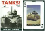 Tanks - Playing Cards