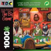 The Big Game - 1000pc TDC Eco-Friendly Jigsaw Puzzle